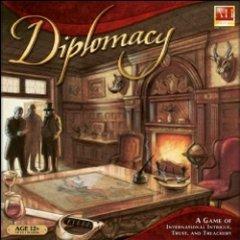 Copertina di Diplomacy