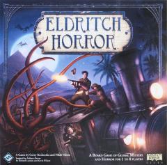 eldritch horror copertina