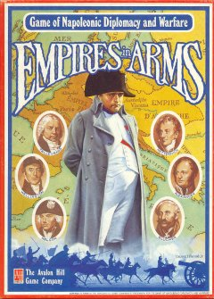 Empires in Arms copertina
