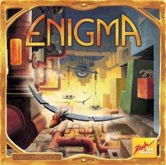 Copertina di Enigma