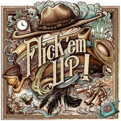 Flick'em Up copertina