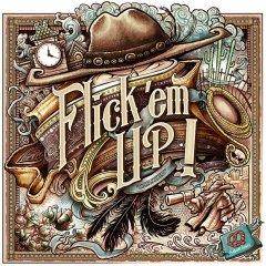 Flick'em Up copertina