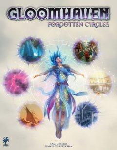Forgotten Cirrcles: copertina
