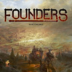 Founders of Gloomhaven: copertina
