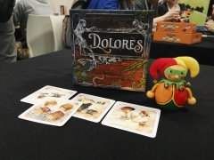 Festival International des Jeux a Cannes: Dolores