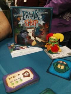 Festival International des Jeux a Cannes: Freak Shop