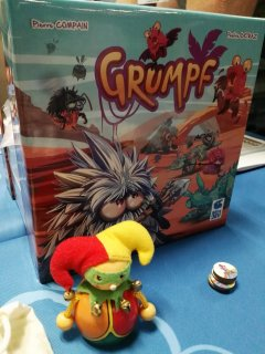 Festival International des Jeux a Cannes: Grumpf