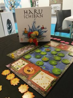 Festival International des Jeux a Cannes: Haru Ichiban