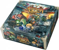 Arcadia Quest copertina