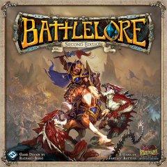 Battlelore second edition copertina