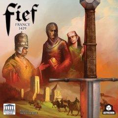 Fief France 1429 copertina