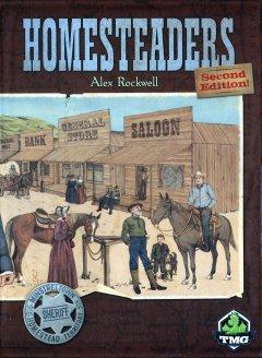 Homesteaders copertina