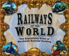 Copertina di Railways of the World