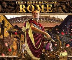 The Republic of Rome copertina