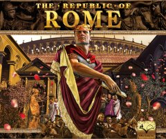 The Republic of Rome copertina