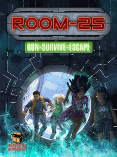 Room 25 copertina
