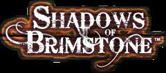 Shadows of Brimstone logo