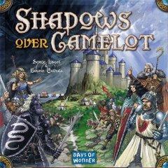 Shadows over Camelot copertina