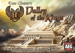 Valley of the Kings copertina