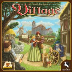 Copertina di Village