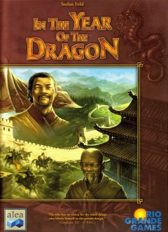 Copertina di In the year of the dragon