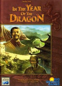 Copertina di In the year of the dragon