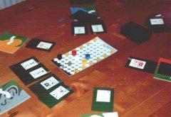 Gossip della Splotter Spellen: gioco sul tavolo