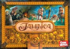 Copertina della terza edizione del gioco da tavolo a tema pirati Jamaica