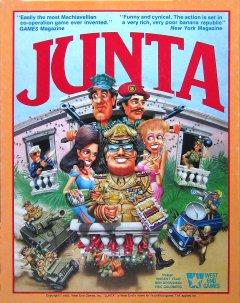Copertina dell'edizione inglese Junta