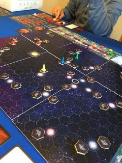 Partita in corso di Kepler-3042