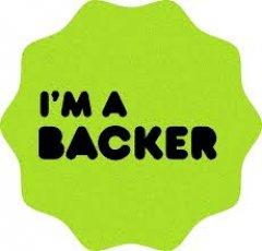 Kickstarter: backer
