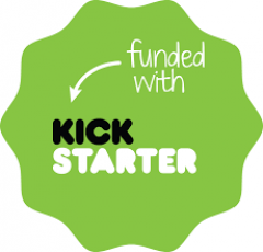Kickstarter: funded