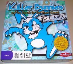 Scatola di Killer Bunnies Remix
