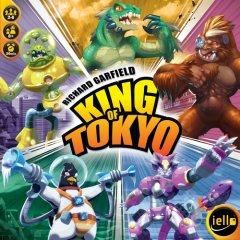 Copertina di King of Tokyo