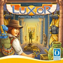 Luxor copertina