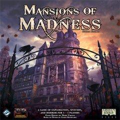 mansions of madness copertina seconda edizione
