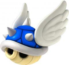 Blue shell di Mario Kart della Nintendo