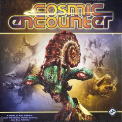 Copertina di Cosmic Encounter