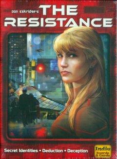 The Resistance, copertina della terza edizione