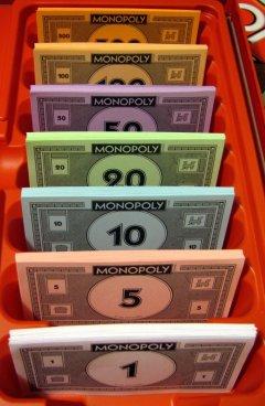 Soldi di Monopoly
