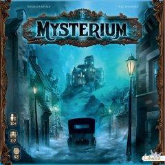 mysterium copertina