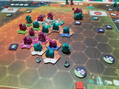 On Mars: partita in due