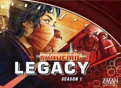 Copertina di Pandemic Legacy, stagione 1