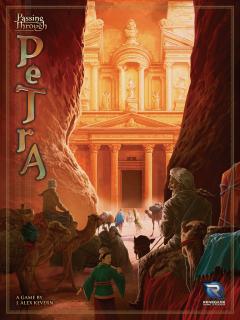 Passing through Petra copertina