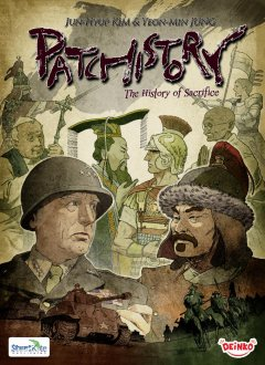 Patchistory: copertina