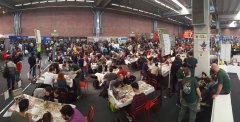 Panoramica area Magnifico, Play Modena 2017