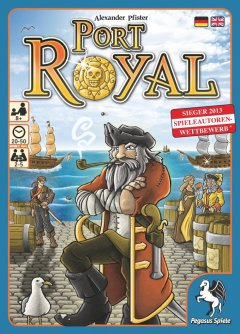La copertina di Port Royal