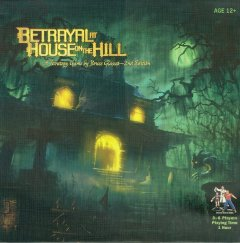 Betrayal at the house on the hill copertina