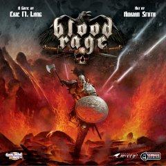 Blood Rage copertina