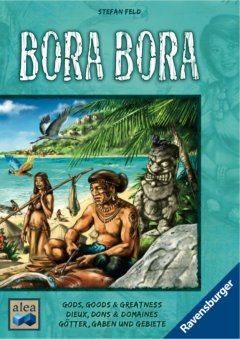 Copertina di Bora Bora